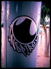 INSPIRE YOURSELF - Tel Aviv (www.InspireCollective.com) Tags: street inspiration streetart streets flower art graffiti sticks sticker icons paint artist tel aviv stickers arts vinyl icon east graff middle inspire eastern metalic itw