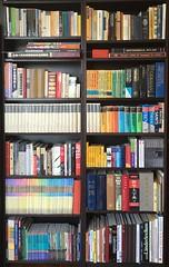 book shelf (Die Welt, wie ich sie vorfand) Tags: books bookshelf shelf