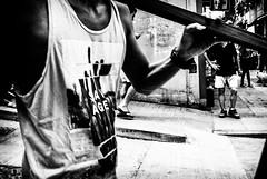 (Kunotoro) Tags: china street city people urban bw streets male monochrome asian photography hongkong blackwhite asia chinese streetphotography streetlife soe asiapeople stphotographia streetpassionaward blackwhitepassionaward