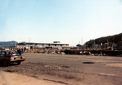 Rothesay Pier in 1985 (Clyde Rivers) Tags: scotland clyde calmac ferries gourock dunoon rothesay wemyssbay doonthewatter