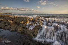 Salt Pond Beach - Kauai (Freshairphotography) Tags: ocean beach beautiful rock hawaii waves pacificocean kauai serene soothing crashingwaves rockformation rocksandwater saltpondbeach