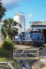 edit-8040 (Travel By Train) Tags: railroad st train georgia marys emd sw1500 sw1200 gp16