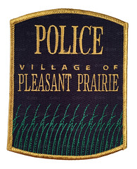 Village of Pleasant Prairie Police (Nate_892) Tags: county city wisconsin town village police sheriff prairie patch wi pleasant