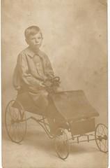 1909 Sydney O'Kelley post card front (Valrico Runner) Tags: david ga georgia bullock postcard meadow burroughs front simmons comer griffith mercier 1909 danielsville okelley