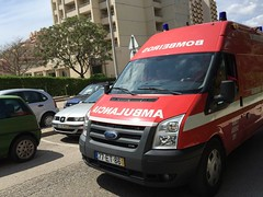 Ford Transit Ambulance - Bombeiros Portimao Fire Department - Algarve - Portugal - May 2016 (firehouse.ie) Tags: ford portugal fire ambulance transit service algarve emergency bomberos department services bv dept brigade fordtransit praiadarocha ambulancia bombeiros ambulanza portimao