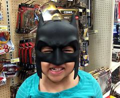 IMG_5926 (jcravenc) Tags: doctor batman target april snapshots dentist rhian iphone 2016 jcravenc april2016