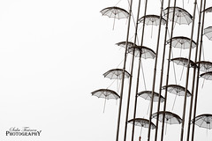 """Thessaloniki 5-2016 """"Umbrellas"""" (ajastaika) Tags: world city travel europe traveller greece macedonia thessaloniki umbrellas timeless macedonian travelphotography makedonia  sateenvarjot"""