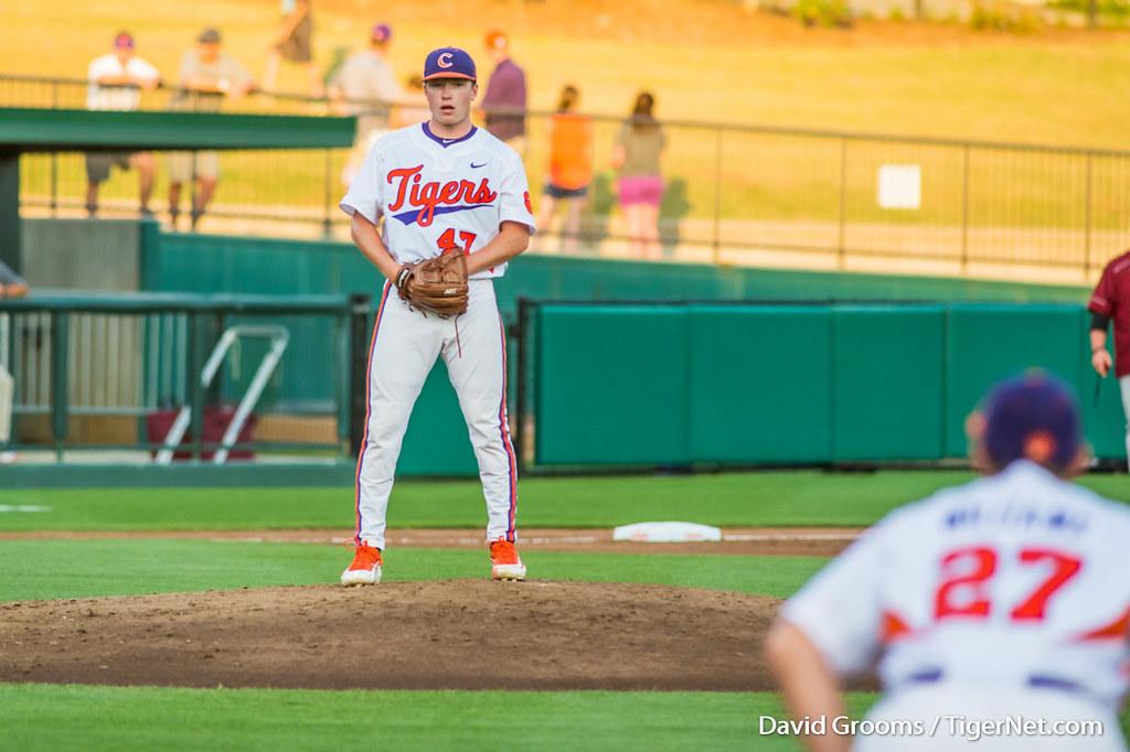 Clemson Photos: 2016, Baseball, Alex  Schnell