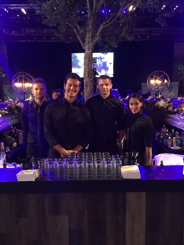 HSUS Gala was a huge success! Big thank you to my servers and bartenders!