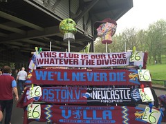 (Ben Sutherland) Tags: astonvilla newcastleunited premierleague relegation astonvillarelegation goingdown avfc nufc relegated villapark birmingham b6 astonvillahome creativecommons creativecommons20 cc