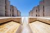 Salk Institute (imbaoroh) Tags: california blue sky building water architecture photography la san skies diego institute salk jolla