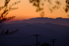 Country music sunsets (redshutterbugg) Tags: summer orange mountains losangeles skies sunsets dreamy sanfernandovalley goldenhour ilovela 500px discoverla fujifilmseries fujifilmxt10