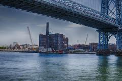 Domino Rehab (PAJ880) Tags: new york nyc bridge house river construction sugar east williamsburg domino condos rehab broolyn