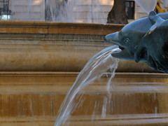 Fish in Hand (failing_angel) Tags: london westminster trafalgarsquare fountains cityofwestminster 170716