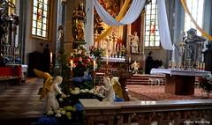 Die Stiftskirche in Alttting (diwe39) Tags: stiftskirche alttting frhling2016