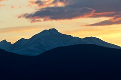 Long's Peak and Mt. Meeker (palmchat) Tags: colorado scenic boulder longspeak 14er gunbarrel 13er mountmeeker bouldercounty gunbarrelhill