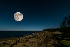 SAfullMoon62016-6 (Ranbo (Randy Baumhover)) Tags: moon oregon stars pacificocean oregoncoast shoreacres