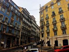 Streets (tk moraes) Tags: portugal lisboa lisbon europe eurotrip travel landscape cityscape city architecture buildings photography exposure sony dsc sonydsc
