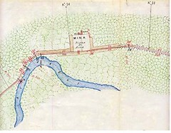 Iloilo Town Maps from Proyecto Tranvias  Vapor (Leo Cloma) Tags: gallery antique auction philippines leon antiques makati cloma