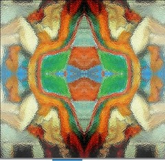 2016-05-29 symmetrical blurred nude 4 (april-mo) Tags: woman art collage painting nude mirror nu blurred symmetry flip symmetrical womanportrait blurredportrait blurrednude blurredart blurredpainting