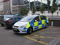 Mersey Tunnels Police Ford S-Max (DK62VOP) (Neil 02) Tags: merseytunnelspolice fordsmax dk62vop policecar policevehicle emergencyservices liverpool merseyside