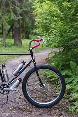 _DSC7826 (markreimer) Tags: crust df 26 bikes plus schmidt velocity rasta touring brooks xtr nitto chrisking shimano barend philwood dynamo cld dfl dually whiteindustries bikepacking 1x10