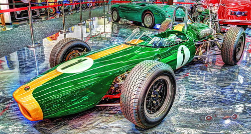 1964 Brabham BT7A-1C-2-63 Gosford Classic Car Museum, 3 Stockyard Place, West Gosford