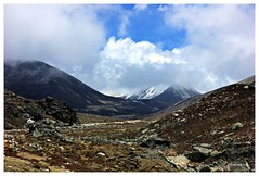 Yumesamdong (Zero point),North Sikkim (Anindya Roy Photography (catching up)) Tags: india mountain snow nature canon valley himalaya range sikkim zeropoint yumthang northsikkim yumesamdong