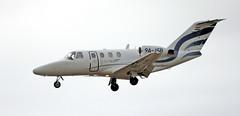 Jung Sky / Cessna 525 CitationJet CJ1 / 9A-JSB (vic_206) Tags: bcn jet bizz lebl cessna525citationjetcj1 canon300f4lis canoneos60d jungsky 9ajsb