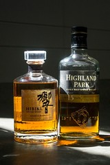favorites (foto_bob) Tags: studio nikon liquor drinks scotch bourbon j3 nikon1