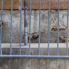(zeh.hah.es.) Tags: wall fence schweiz switzerland wand zurich zrich zaun kreis5 pfingstweidpark