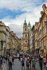 Praga - Mala Strana (Darea62) Tags: prague mala strana streetlights art city town