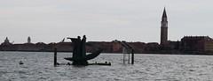 Estatuas y esculturas (ega562) Tags: italia escultura venecia