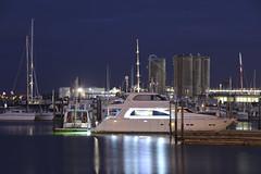 Boats (1Nine8Four) Tags: longexposure newzealand nikon nightshot auckland nz northisland nightshots northland dx 18200mm aucklandskytower nikondx 18200mmvr d7100 nikon18200mmf3556vr nikond7100