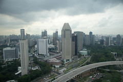 I can see my new office from here (mrstopadoodledoo) Tags: singapore singaporeflyer
