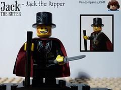 Jack the Ripper (Random_Panda) Tags: show history film television movie tv lego fig films character figure movies shows characters minifig minifigs figures figs minifigure minifigures