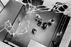 Contax G1 / Zeiss Planar 2.0/45mm / KodakTX400 (Pim Geerts) Tags: white black film monochrome museum zeiss lab utrecht kodak contax carl g1 zwart wit 45mm centraal planar carmencita tx400