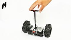 Lego Technic Segway (MOC) (hajdekr) Tags: terrain lego mobil technic segway motor remotecontrol bluetooth xl moc legotechnic myowncreation sbrick xlmotor smartmotion