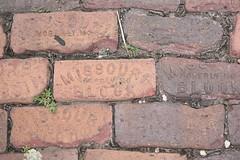 Brick Street, Mark Twain's Boyhood Home - Hannibal, Missouri (Brynn Thorssen) Tags: missouri mississippiriver banks tomsawyer hannibal marktwain beckythatcher humorist samuelclemens hooligan huckleberryfinn marktwainboyhoodhome