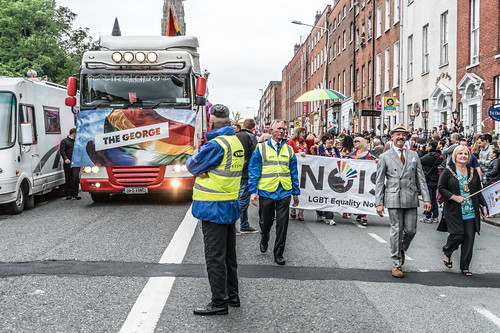 PRIDE PARADE AND FESTIVAL [DUBLIN 2016]-118048