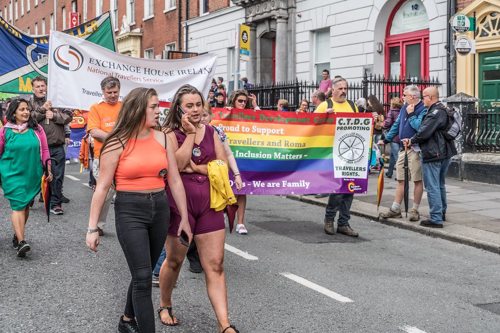 PRIDE PARADE AND FESTIVAL DUBLIN 2016 [EXCHANGE HOUSE IRELAND]-118205