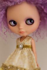 Meet Aura (Abella Blythe aka Gardsabs007) Tags: rescue fantasy mohair unknown blythe bait sbl abella