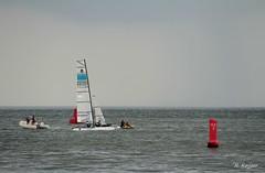 Rondje Texel 2016 (03) (Romar Keijser) Tags: cat catamaran round 39 texel knrm rondje 39e 39ste