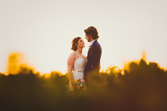 Jenelle & Luke // Sarnia, Ontario // Backyard // 2016 // Wedding