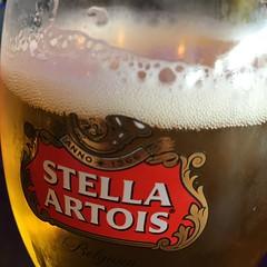 Au Bureau (emmanuel_dorje) Tags: beer glass drunk cerveza alcohol bier stellaartois birra thirsty bire draftbeer biera