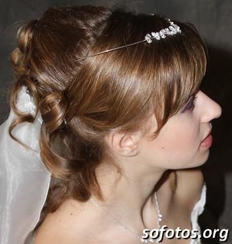 Penteados para noiva 182