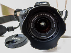 Canon 650D (T4i) + new 18-55mm STM (nicepicsnapper) Tags: new canon eos kitlens 1855mm stm 650d t4i