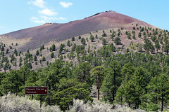 Sunset Crater Volcano (criggle1) Tags: arizona parks lanscapes