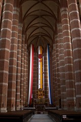 St. Jacob's and St. Agnes' Church interior (Michael Tracy's photos) Tags: poland nyas
