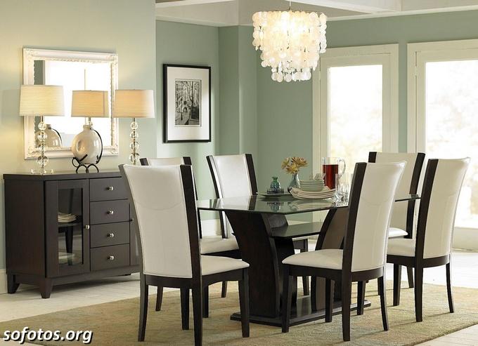 Salas de jantar decoradas (17)